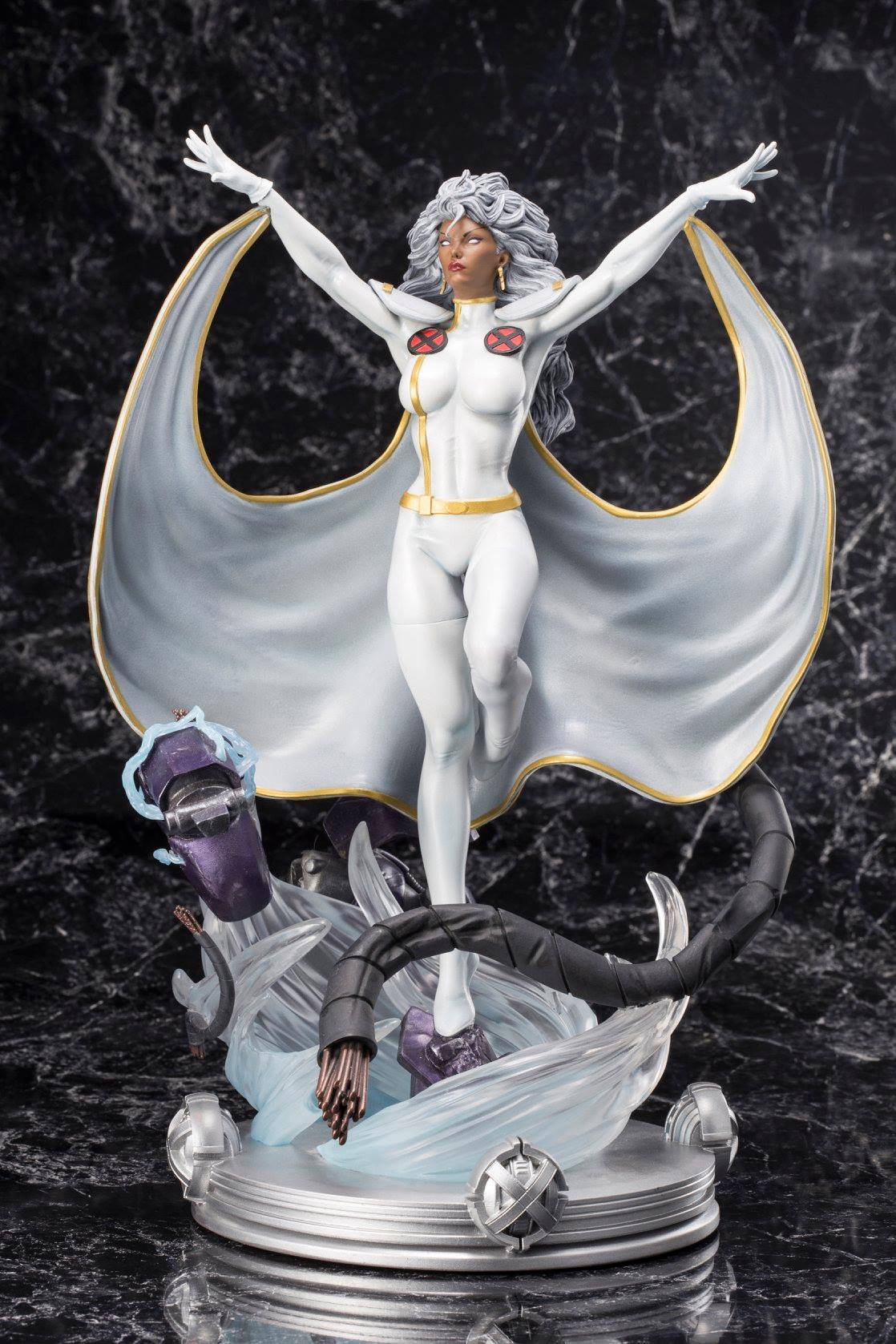 Kotobukiya Storm X Men Danger Room Sessions Statue Up For