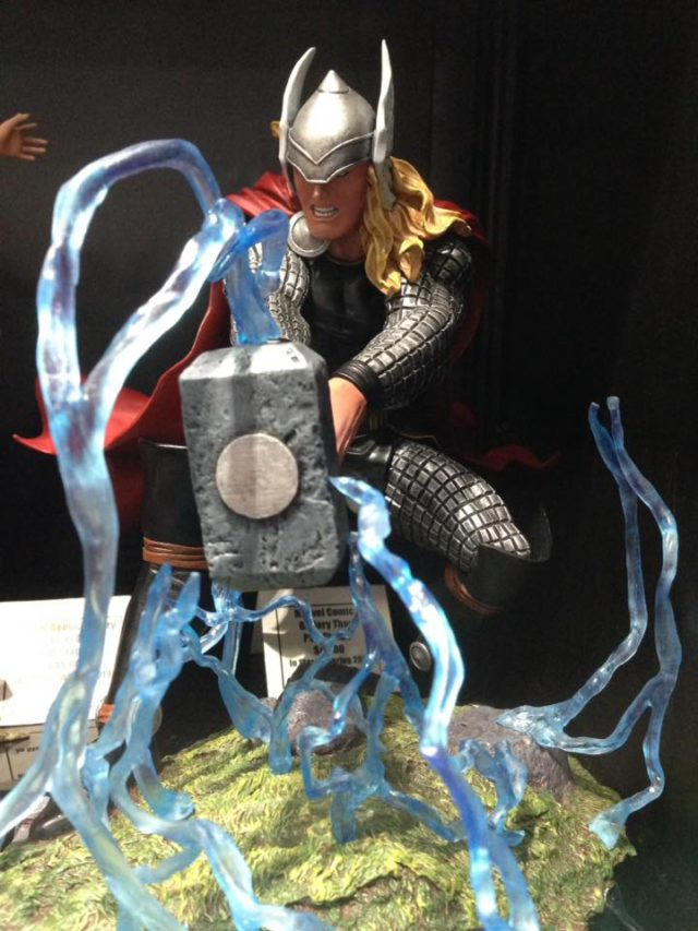 Marvel Gallery Thor Comic Based PVC Statue SDCC 2018