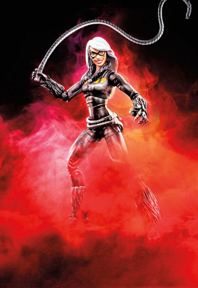 Marvel Legends 2019 Black Cat Figure Kingpin Series