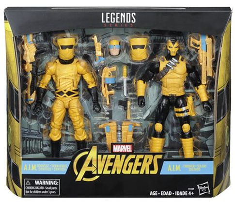Marvel Legends X-Men In stock Archangel