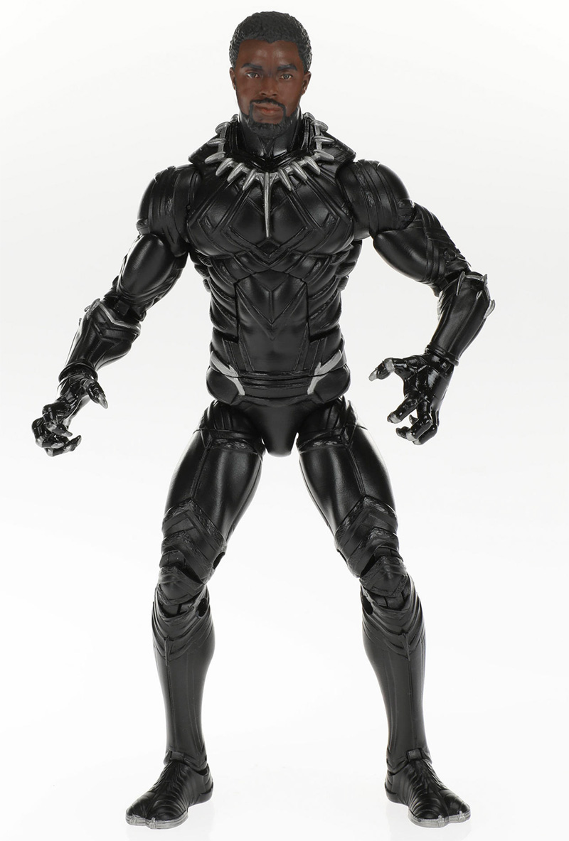 Marvel Legends Black Panther Wave 2 Ulysses Klaue M/'Baku BAF
