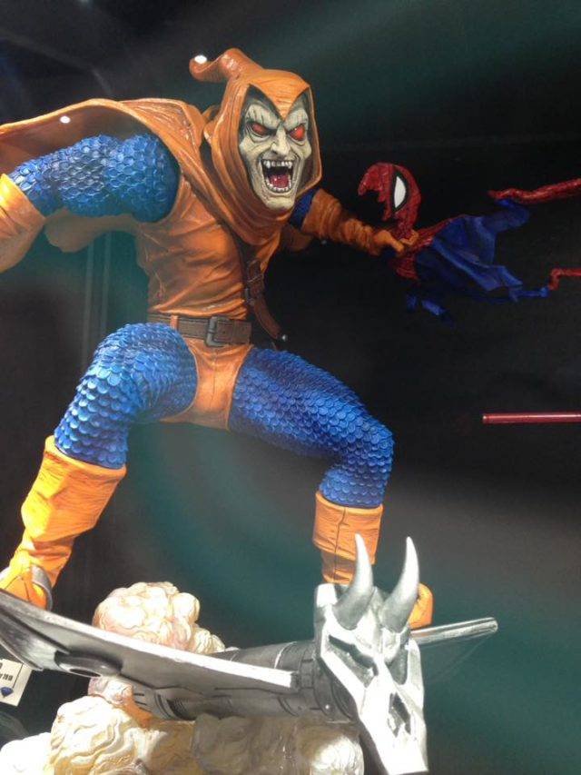 Marvel Premier Collection Hobgoblin Statue SDCC 2018