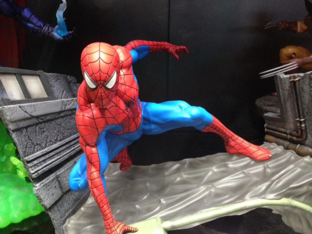 SDCC 2018 DST Marvel Gallery Spider-Man PVC Statue