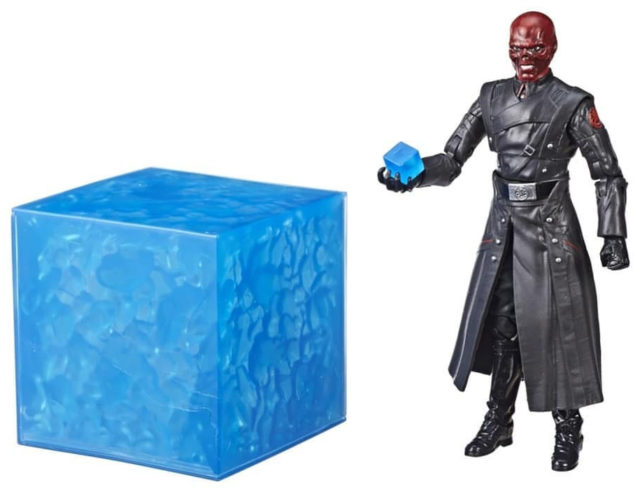 SDCC 2018 Tesseract and Red Skull Figure