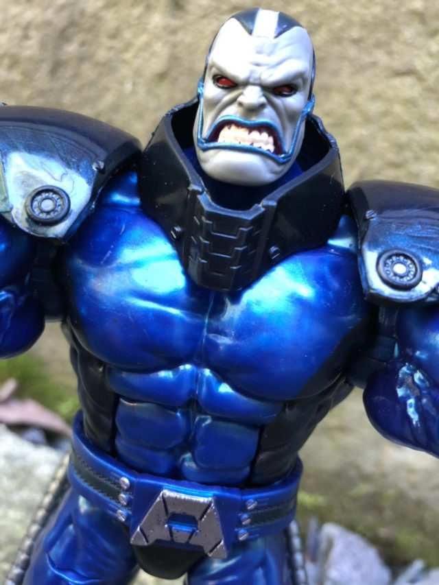 Apocalypse Legends Build-A-Figure Close-Up