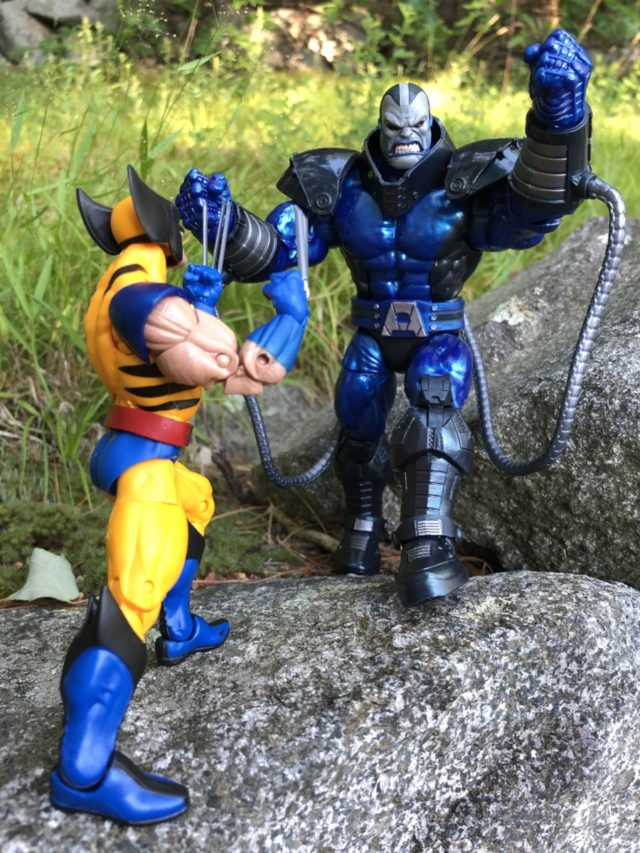 Marvel Legends Wolverine vs. Apocalypse BAF