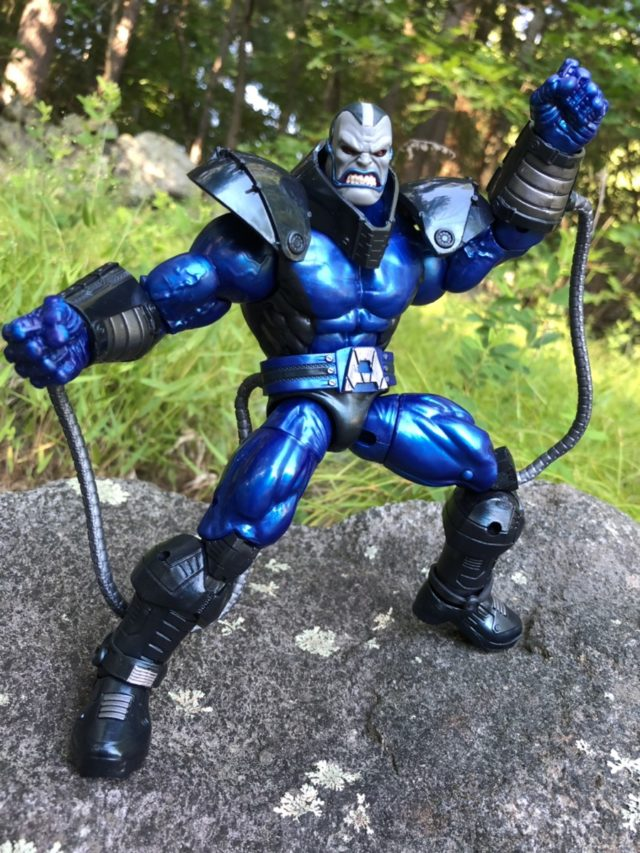 Marvel Legends Apocalypse Build-A-Figure Articulation