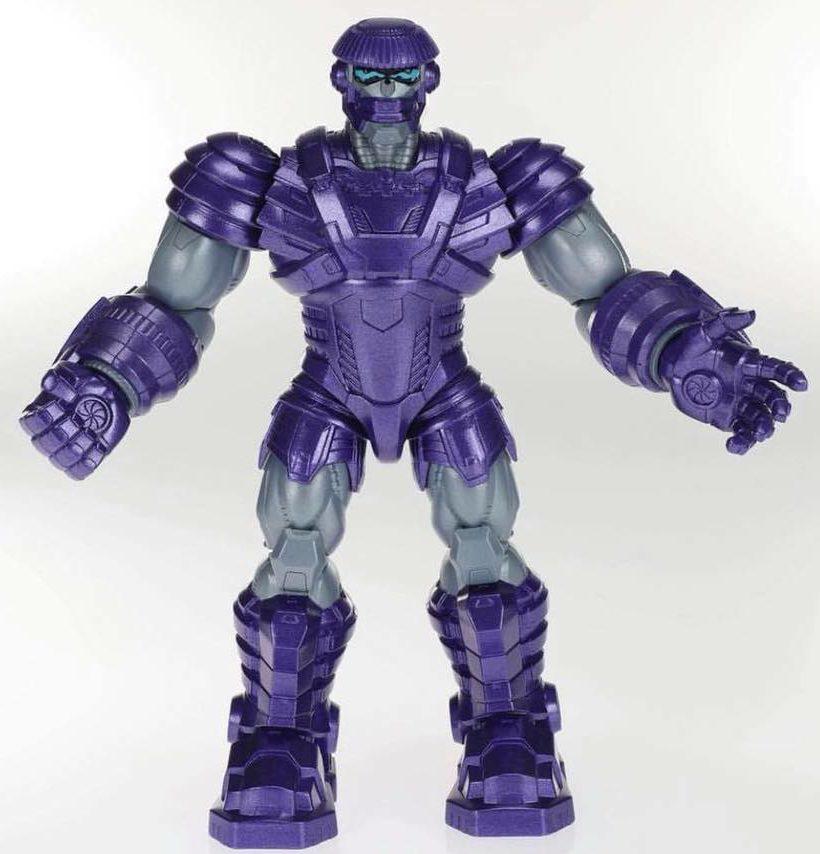 "Marvel Legends 6/"" CAPITANO Marvel WAVE 1 Sentinella Kree Set di 7 Action Figure"