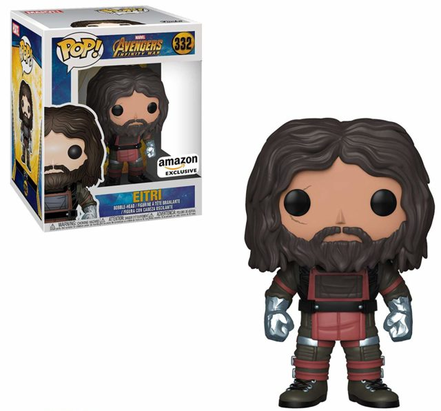Amazon Exclusive Funko POP Eitri Figure Infinity War