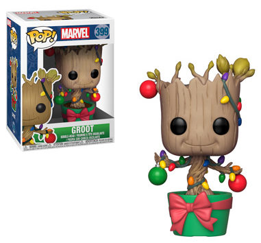 Funko Pint Size Heroes Marvel Holiday Series Squirrel Girl Figure NEW