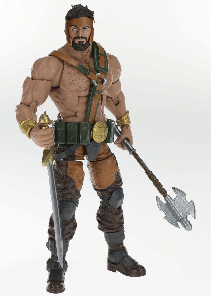 2019 Marvel Legends Captain Marvel Genis Hercules ...