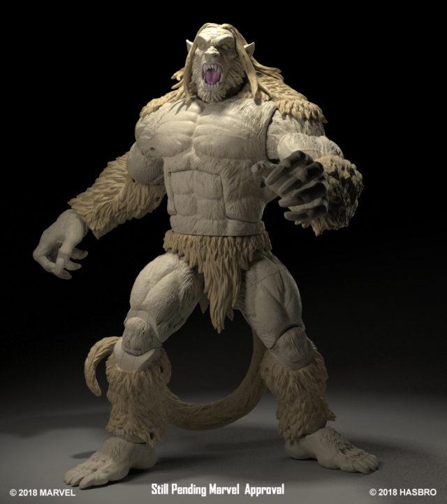 Marvel Legends Wendigo Build-A-Figure