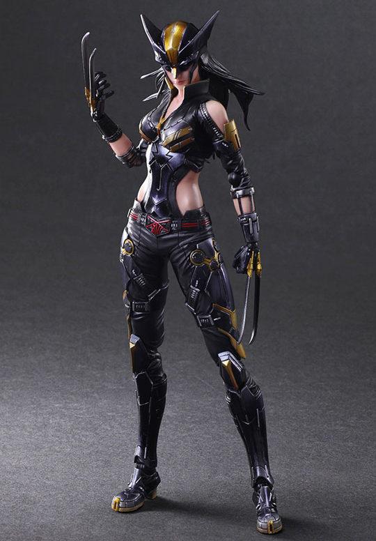 X-23 PAK Action Figure Play Arts Kai