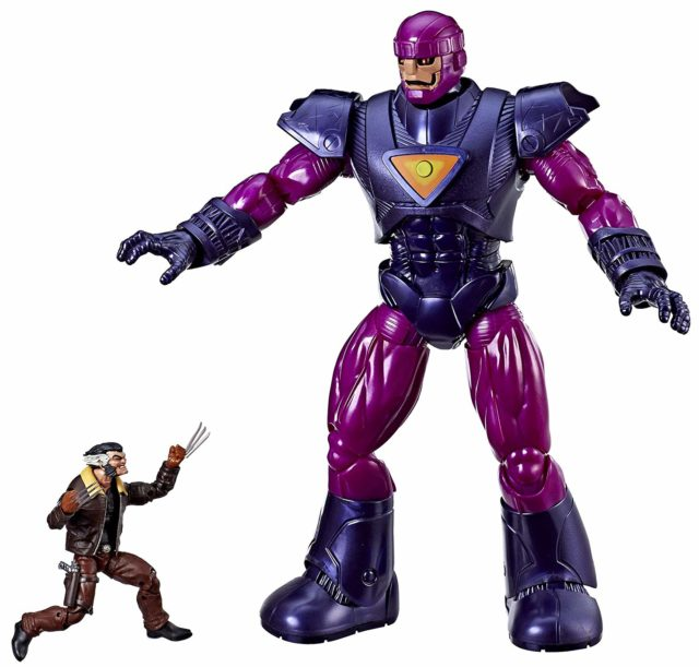 Days of Future Past Wolverine and Sentinel Marvel Legends Exclusive Box Set