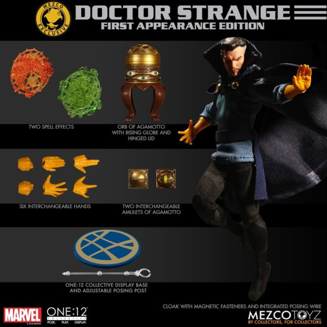 Doctor Strange First Appearance Edition ONE 12 Collective Figure