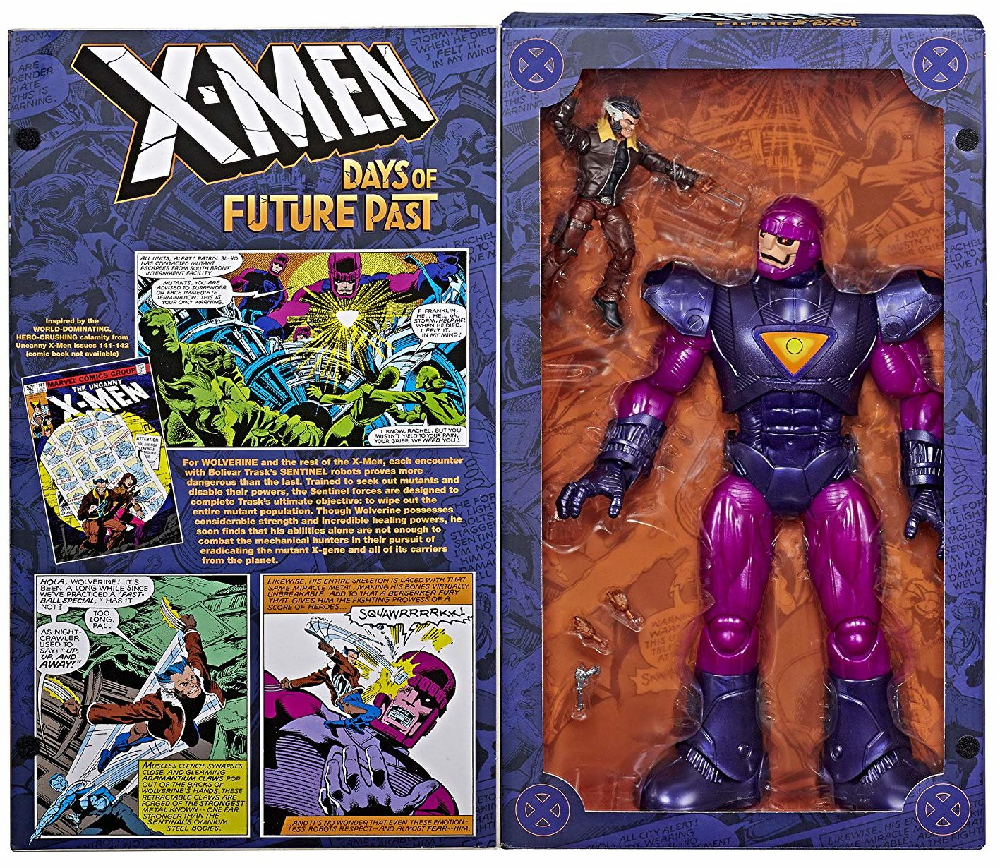 """Marvel Legends Jubilee BAF TRU wave 6/"""" X-Men Toys R' Us Magneto Discontinued"""