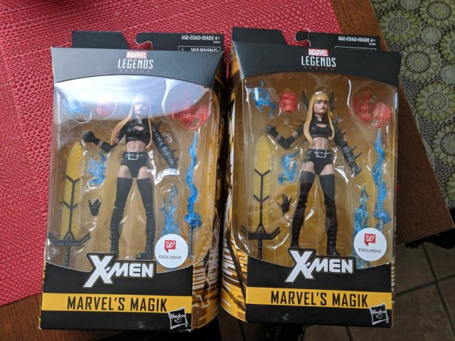 Marvel Legends Magik Figure Released