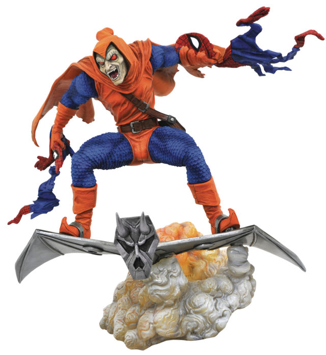 Marvel Premier Collection Hobgoblin Statue 12 Inches Resin