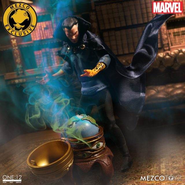 Mezco Toyz Doctor Strange First Appearance Edition Orb of Agamotto Globe