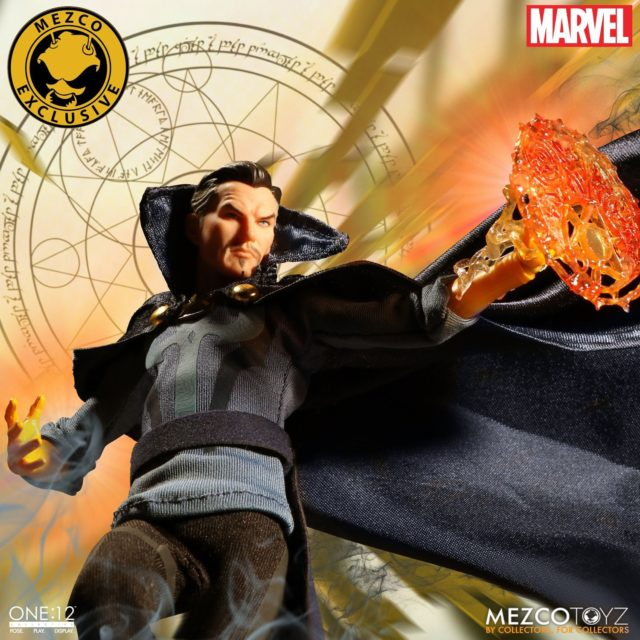 Mezco Toyz ONE 12 Collective First Appearance Dr Strange Exclusive Figure
