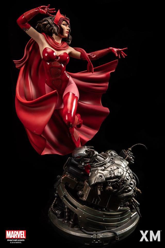Scarlet Witch XM Studios Statue 2018
