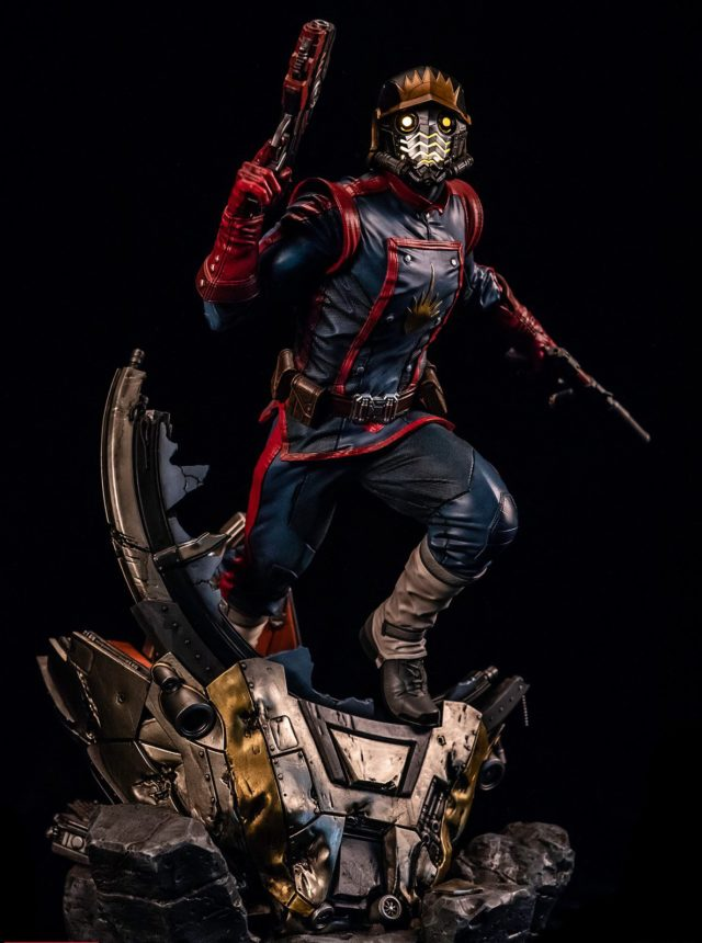 Star-Lord XM Studios Statue Guardians of the Galaxy