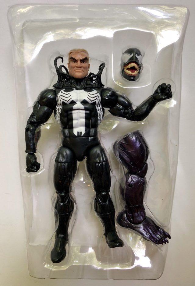 Marvel Legends 2018 Venom Figure and Accessories