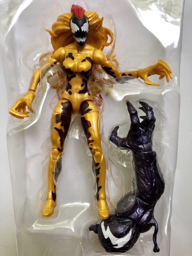 Venom Legends Scream Figure and Accessories