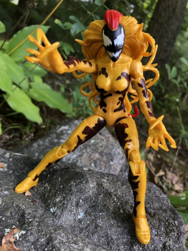 Marvel Legends Scream Review