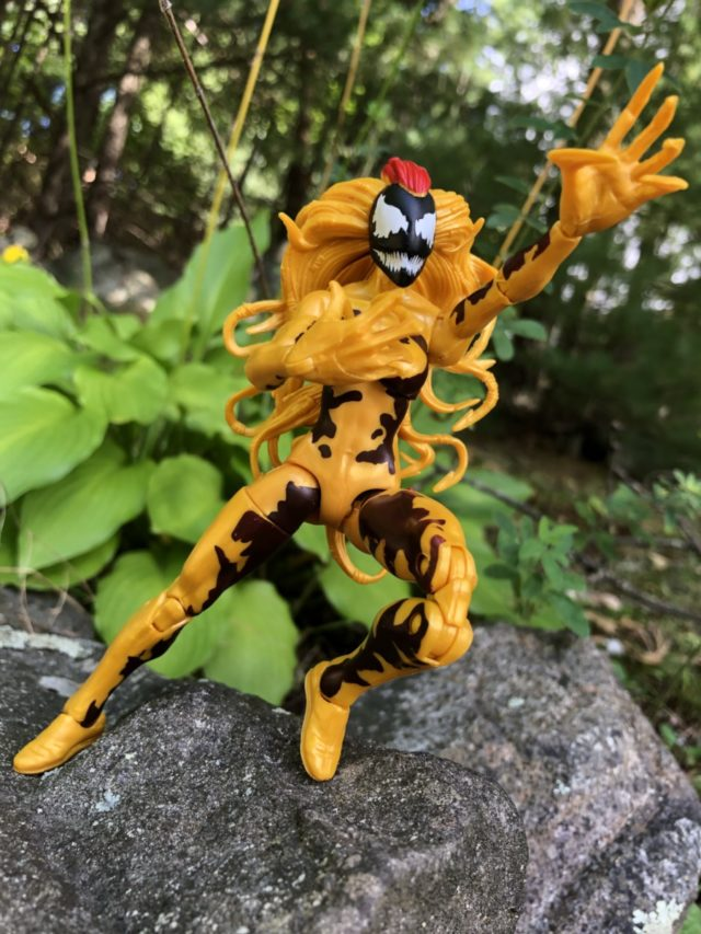 "Scream Legends Venom Series 6"" Action Figure Review"