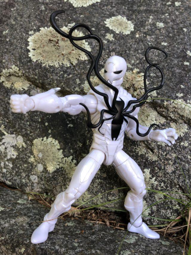 Peter Parker Poison Spider-Man Hasbro ML Figure