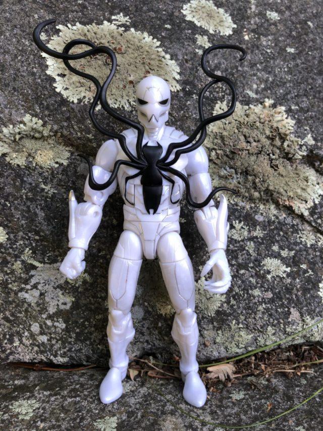 Marvel Legends Poison Peter Parker Spider-Man Six Inch Figure