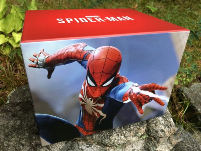 Spider-Man PS4 Limited Edition Box