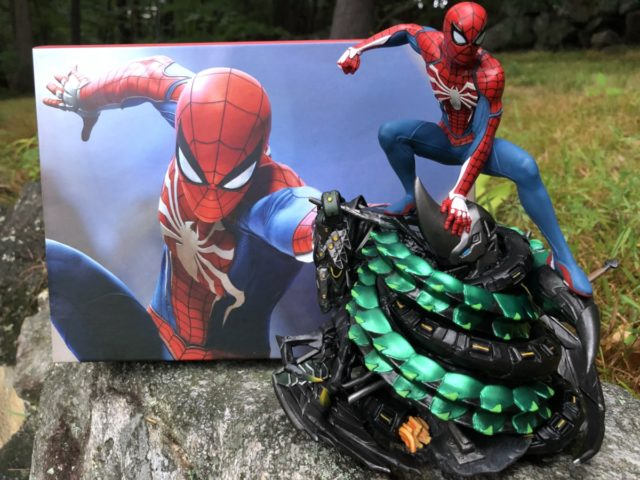 PS4 Spider-Man Collector's Edition Statue Review