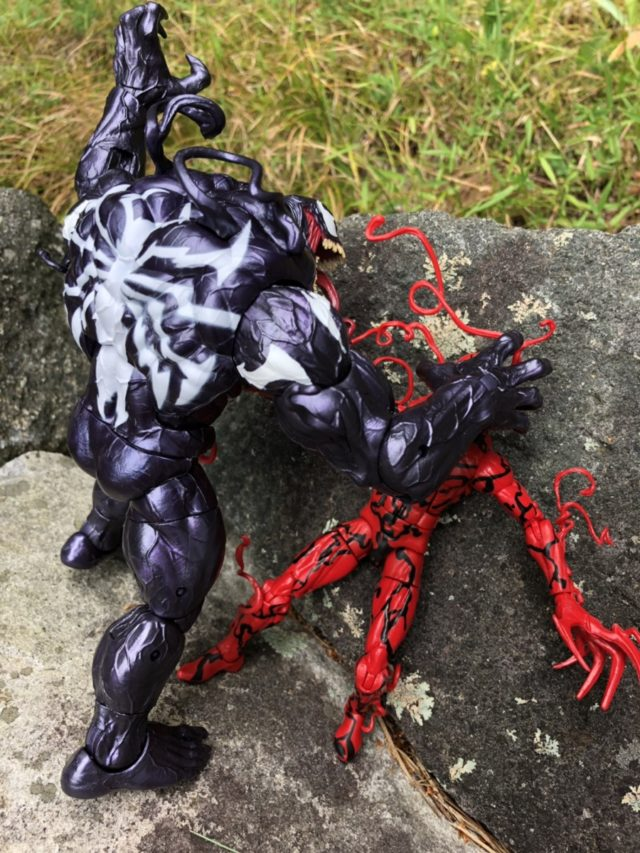 Venom BAF Hasbro Marvel Legends 2018 vs Carnage Action Figure