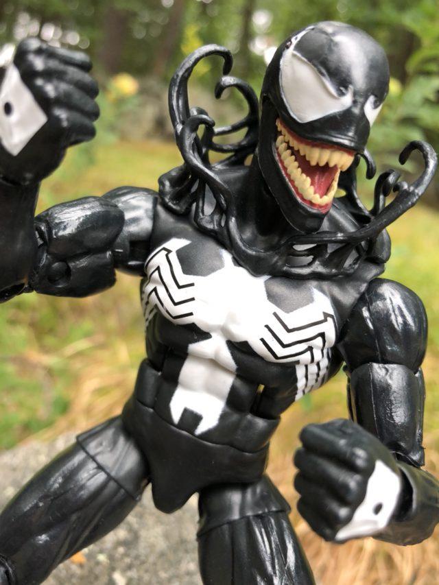 Marvel Legends Venom Series Venom Figure Review