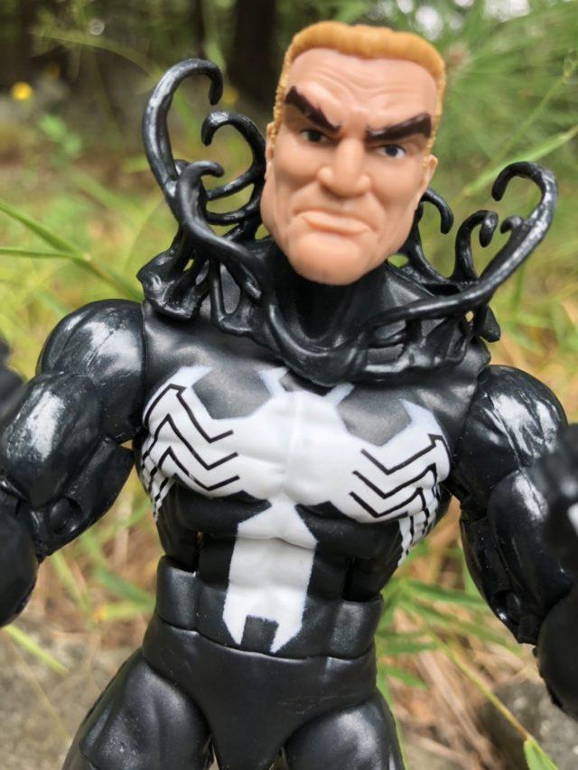 Marvel Legends Eddie Brock Head on Venom Body