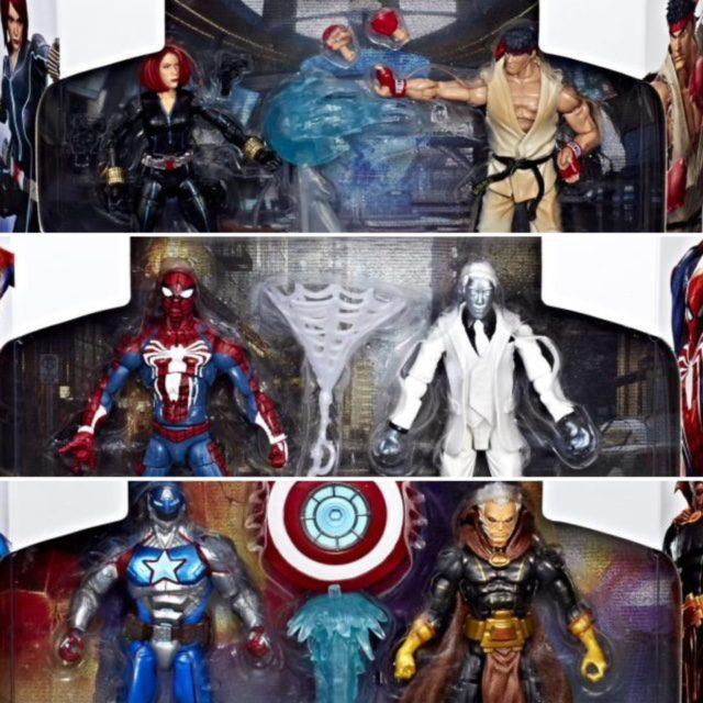Hasbro Marvel GamerVerse Figures 2-Packs Released 2018