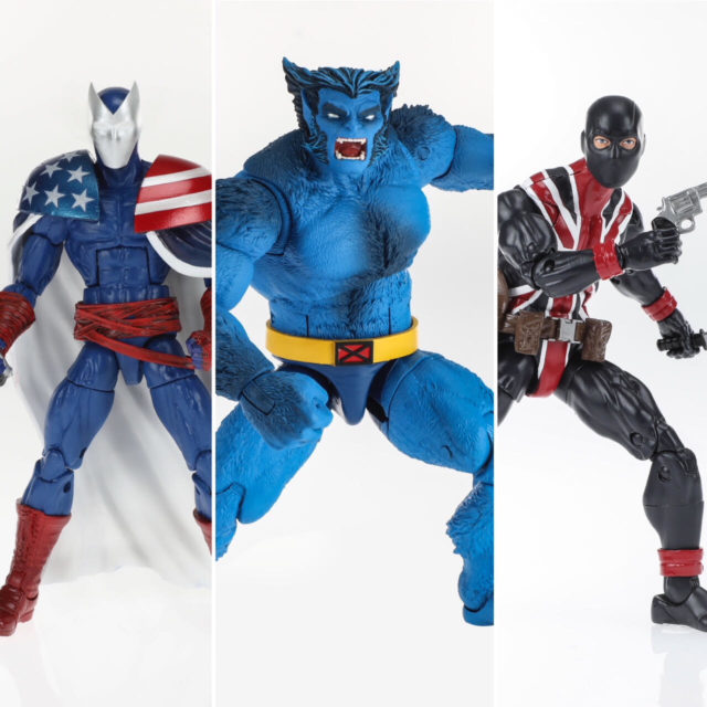 Marvel Legends MCM London Comic Con Reveals