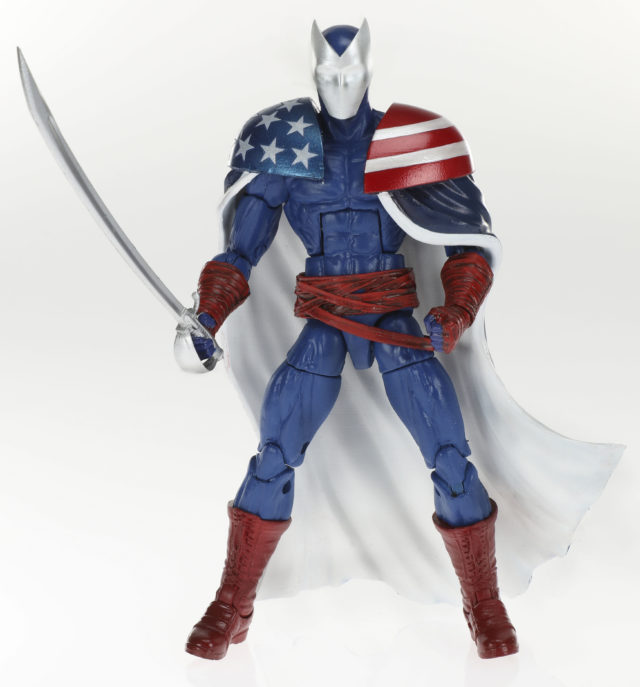 Marvel Legends Series 6-inch Citizen V Figure (Avengers wave)