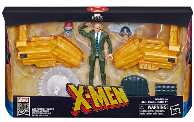 Marvel Legends Series 6-inch Professor X with Hover Chair Vehicle