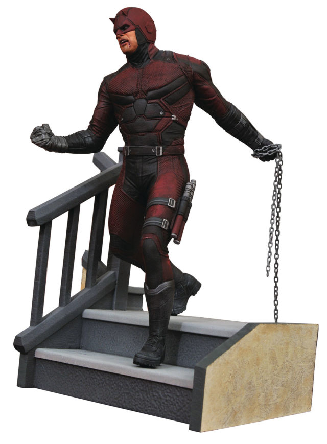 Marvel Premier Collection Netflix Daredevil Statue