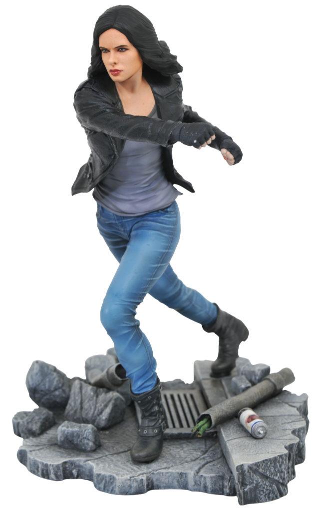Netflix Defenders Marvel Gallery Jessica Jones Figure Action Pose