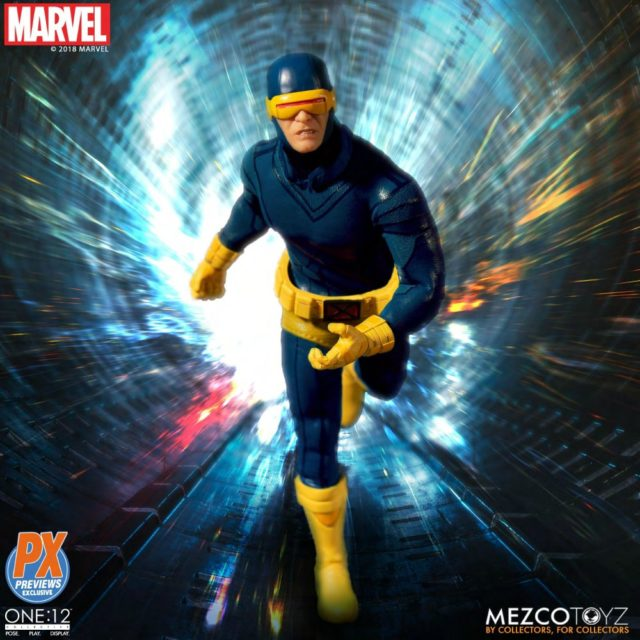 PX Exclusive ONE12 Collective Cyclops Classic Variant Figure