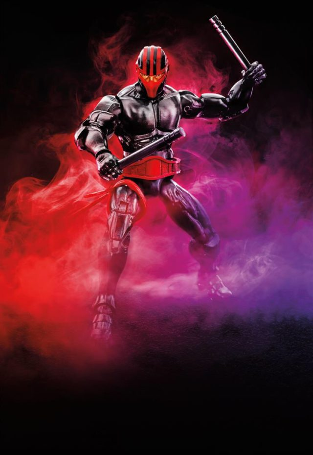 Marvel Legends Night Thrasher Revealed NYCC 2018