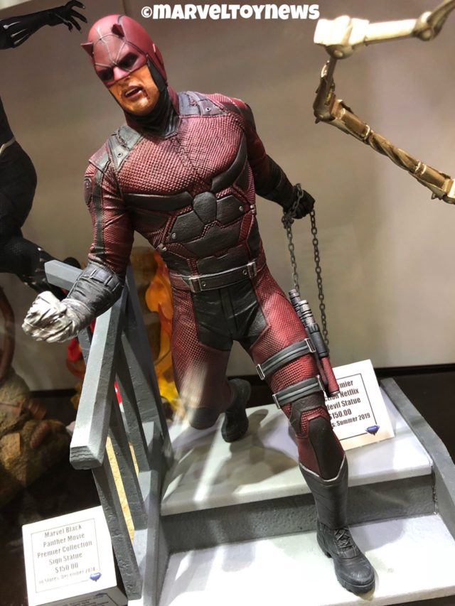 NYCC 2018 Netflix Daredevil Premier Collection Statue