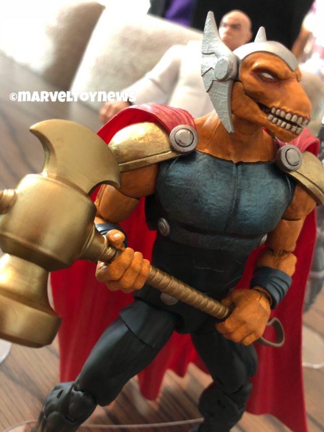 2019 Marvel Legends Beta Ray Bill Figure