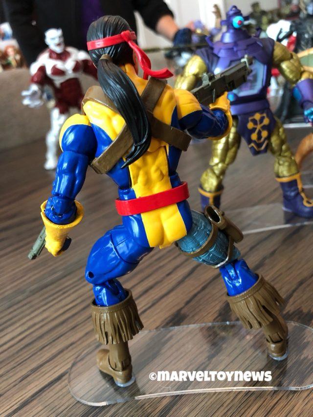 "2018 NYCC Hasbro Marvel Legends Forge 6"" Figure"