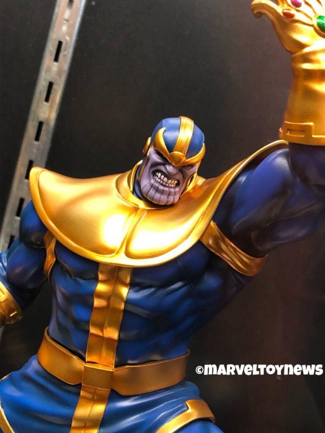 Avengers ARTFX+ Thanos Statue Kotobukiya