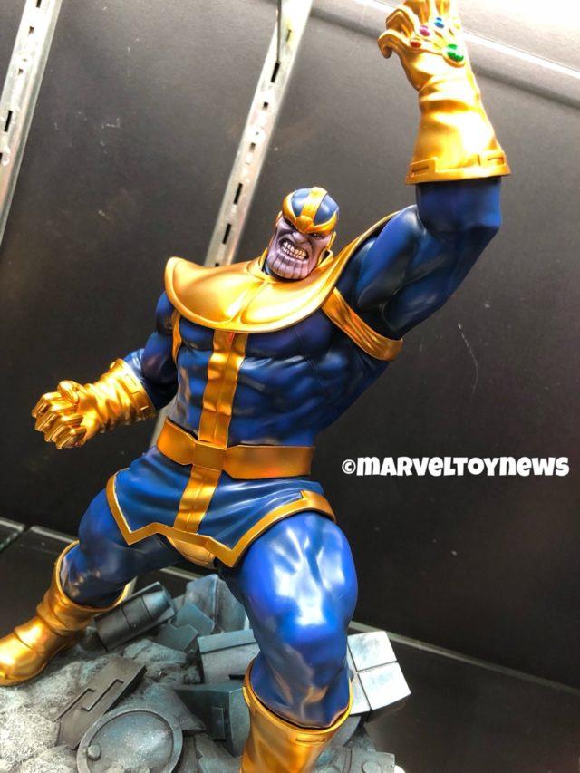 NYCC 2018 Kotobukiya Thanos ARTFX+ Statue Avengers